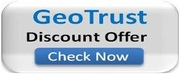GeoTrust QuickSSL Premium @ Discount Price.