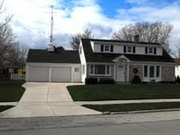 Furnished four bedroom home with panoramic views of Lake Michigan