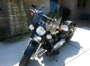 2012 Harley-Davidson Softail. 2, 183 miles on it.