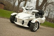 2011 Can-Am Spyder RT