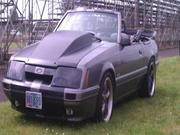 1985 FORD mustang 1985 - Ford Mustang