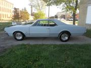 1967 OLDSMOBILE Oldsmobile 442 4-speed with numbers matching engin