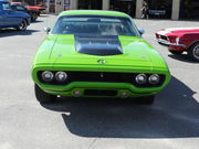 1971 Plymouth Road Runner ROADRUNNER 383 4 Speed