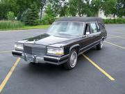 1991 Cadillac Cadillac Brougham Fleetwood Brougham S &  S Vic