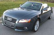 2011 Audi A5 CABRIOLET PREMIUM PLUS COMFORT