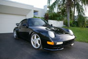 1995 Porsche 911 993 CARRERA C2 COUPE