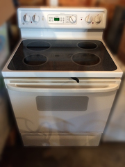 Electric Stove & Dishwasher for sale
