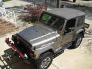 2006 Jeep Wrangler Jeep Wrangler TJ 4X4