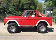 1977 Ford BroncoSport