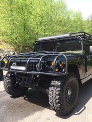 1997 Hummer H1Heated Leather