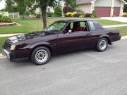 1987 Buick RegalTurbo-T / T-Type