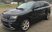 2013 Jeep Grand Cherokee SRT8 Sport Utility 4-Door