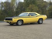 1970 Plymouth Barracuda AAR cuda 340-6bbl 4 speed