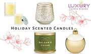 Best Holiday Scented Candles Provider in the USA